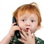 O movimento da clínica – Pequenas crianças com atraso na fala.
