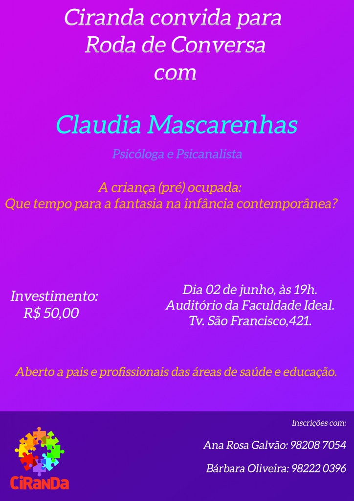 RODA DE CONVERSA-claudia mascarenhas